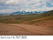 Дороги Монголии (2008 год). Стоковое фото, фотограф Василий Вострухин / Фотобанк Лори