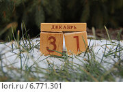 31 декабря. Стоковое фото, фотограф Мария Мухина / Фотобанк Лори