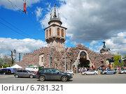 Купить «Московский зоопарк днем», эксклюзивное фото № 6781321, снято 30 апреля 2012 г. (c) lana1501 / Фотобанк Лори