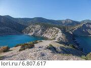 Купить «Морской пейзаж в Крыму», фото № 6807617, снято 7 мая 2013 г. (c) Anna P. / Фотобанк Лори