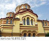 Ново-Афонский монастырь Симона Кананита. Абхазия, фото № 6810721, снято 15 июля 2004 г. (c) Евгений Ткачёв / Фотобанк Лори
