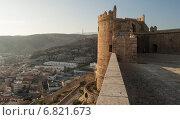 Замок в Андалусии (2014 год). Стоковое фото, фотограф Tattiana Montes / Фотобанк Лори