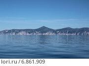 Охотское море. Стоковое фото, фотограф Василий Слободенюк / Фотобанк Лори