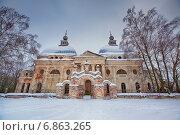 Купить «Храм Казанской иконы Божией Матери», фото № 6863265, снято 8 января 2011 г. (c) Julia Shepeleva / Фотобанк Лори