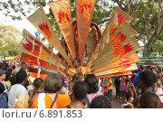 Международный карнавал на Сейшелах (2012 год). Редакционное фото, фотограф Алексей Мальцев / Фотобанк Лори