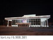 Купить «Государственный театр оперы и балета. Красноярск», фото № 6908381, снято 8 декабря 2014 г. (c) Александр Овчинников / Фотобанк Лори