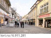 Баден под Веной (Baden bei Wien). Нижняя Австрия (2014 год). Редакционное фото, фотограф stargal / Фотобанк Лори
