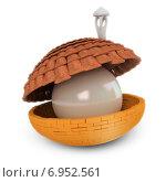 Купить «Жемчужина в доме-раковине», иллюстрация № 6952561 (c) Anatoly Maslennikov / Фотобанк Лори
