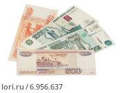 Купить «Российский рубль», фото № 6956637, снято 18 января 2015 г. (c) Анна Зеленская / Фотобанк Лори