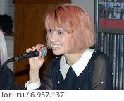 Надежда Толоконникова, Pussy Riot (2015 год). Редакционное фото, фотограф Анна Юферева / Фотобанк Лори