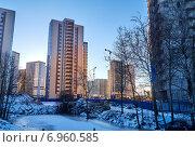 ЖК Мой город (2015 год). Редакционное фото, фотограф Евгений Иванов / Фотобанк Лори