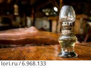 Масляный светильник. Стоковое фото, фотограф Николай Николаенко / Фотобанк Лори