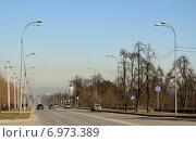 Проспект Ленина в Нальчике (2015 год). Стоковое фото, фотограф KSphoto / Фотобанк Лори