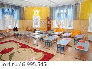 Учебный класс в детском саду. Стоковое фото, фотограф Владимир Горощенко / Фотобанк Лори