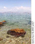 Прозрачные воды Ионического моря (2014 год). Стоковое фото, фотограф Chutniza / Фотобанк Лори