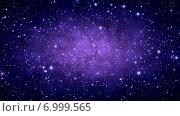 Звёздная туманность. Стоковая анимация, видеограф Михаил Уткин / Фотобанк Лори