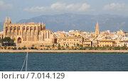 Купить «Пальма-де-Майорка, Испания», видеоролик № 7014129, снято 15 февраля 2015 г. (c) Вадим Хомяков / Фотобанк Лори