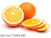Апельсин. Стоковое фото, фотограф Владимир Косьяненко / Фотобанк Лори