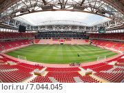 "Купить «Стадион ""Открытие Арена"", Москва», фото № 7044045, снято 29 августа 2014 г. (c) Shevlyakov  Evgeniy / Фотобанк Лори"