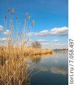 Весенний пейзаж. Стоковое фото, фотограф Павел Ерыкин / Фотобанк Лори