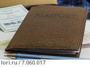 Документы на столе. Стоковое фото, фотограф Дмитрий Шанько / Фотобанк Лори