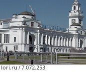 Киевский вокзал. Стоковое фото, фотограф GDB / Фотобанк Лори