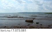 Озеро Асылыкуль в Башкортостане. Стоковое видео, видеограф R.I.Production / Фотобанк Лори
