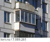 Купить «Проспект Маршала Жукова, дом 58. Москва», эксклюзивное фото № 7089261, снято 18 февраля 2015 г. (c) lana1501 / Фотобанк Лори