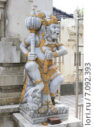 Статуя острова Бали (2012 год). Редакционное фото, фотограф Чехов Дмитрий Валерьевич / Фотобанк Лори
