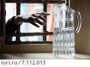 Хочется пить. Стоковое фото, фотограф Юрий Коваль / Фотобанк Лори