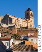Купить «Santa Maria la Mayor in Alcaudete», фото № 7117053, снято 6 декабря 2014 г. (c) Яков Филимонов / Фотобанк Лори