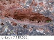 Пещерные жилища. Стоковое фото, фотограф Геннадий Георгевич Руденко / Фотобанк Лори