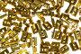 Фоновое изображение состоящее из обжимных коннекторов, применяемых в цепях электропитания автомобилей и других электроцепях где требуется быстроразъемное подключение. Изолированный на белом фоне., фото № 7127441, снято 2 мая 2012 г. (c) Денис Дряшкин / Фотобанк Лори