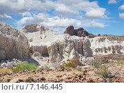 Купить «Каньон из туфа в национальном парке Биг Бенд, Техас, США», фото № 7146445, снято 28 марта 2014 г. (c) Ирина Кожемякина / Фотобанк Лори