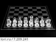 Шахматный строй. Стоковое фото, фотограф Андрей Колабухин / Фотобанк Лори