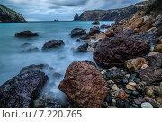 Крымское побережье. Стоковое фото, фотограф Фёдор Ветров / Фотобанк Лори