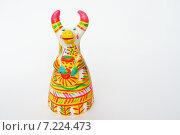 Купить «Филимоновская игрушка», фото № 7224473, снято 6 апреля 2015 г. (c) Лариса Вишневская / Фотобанк Лори