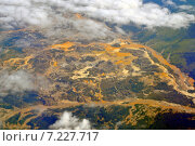 Купить «peru - amazon rainforestPeru, Amazon Rainforest, Aerial View», фото № 7227717, снято 20 мая 2019 г. (c) BE&W Photo / Фотобанк Лори