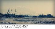 На зимовке. Стоковое фото, фотограф Максим Сиротинин / Фотобанк Лори