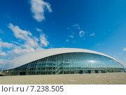"""""""Большой"""", Олимпийский парк, Сочи (2014 год). Редакционное фото, фотограф Руслан Нунаев / Фотобанк Лори"""