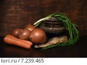 Натюрморт с овощами. Стоковое фото, фотограф Светлана Хромова / Фотобанк Лори