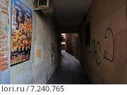 Тоннель (2012 год). Редакционное фото, фотограф Евгений Рыжков / Фотобанк Лори