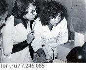 Студенты 70-х (2015 год). Редакционное фото, фотограф Светлана Кириллова / Фотобанк Лори
