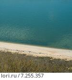 Купить «Морской берег, штиль», фото № 7255357, снято 12 апреля 2015 г. (c) Королевский Василий Федорович / Фотобанк Лори