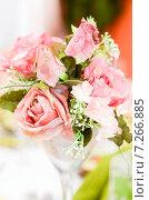 Цветы в розовых тонах. Стоковое фото, фотограф Турчук Анна / Фотобанк Лори