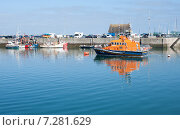Купить «Вид на гавань, Ирландия», фото № 7281629, снято 21 сентября 2014 г. (c) Татьяна Кахилл / Фотобанк Лори