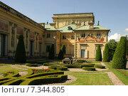 Купить «Poland, Warsaw, Wilanow Palace», фото № 7344805, снято 22 августа 2019 г. (c) BE&W Photo / Фотобанк Лори