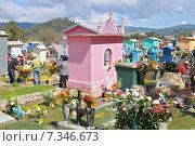 Купить «Day of the Dead at the San Cristobal de las Casas, MexicoDay of the Dead at the San Cristobal de las Casas, Mexico», фото № 7346673, снято 11 декабря 2019 г. (c) BE&W Photo / Фотобанк Лори