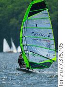 Соревнования на воде (2012 год). Редакционное фото, фотограф Юрий Артюх / Фотобанк Лори