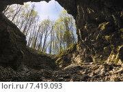 Старцева яма. Стоковое фото, фотограф Антон Юрченков / Фотобанк Лори